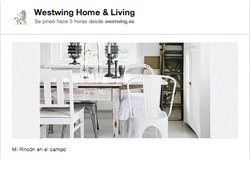Redes sociales westwing home living - Westwing opiniones ...